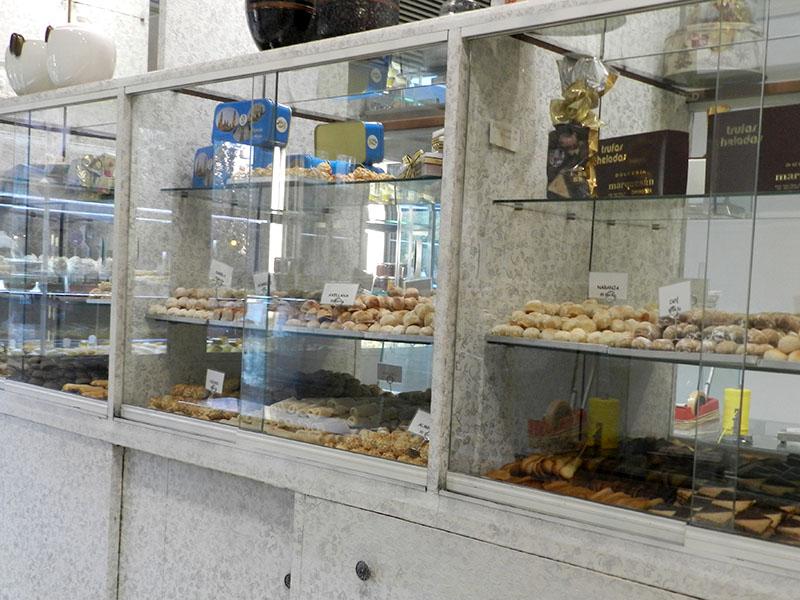 comprar dulces de navidad en Zaragoza